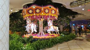 Carousel of Flowers