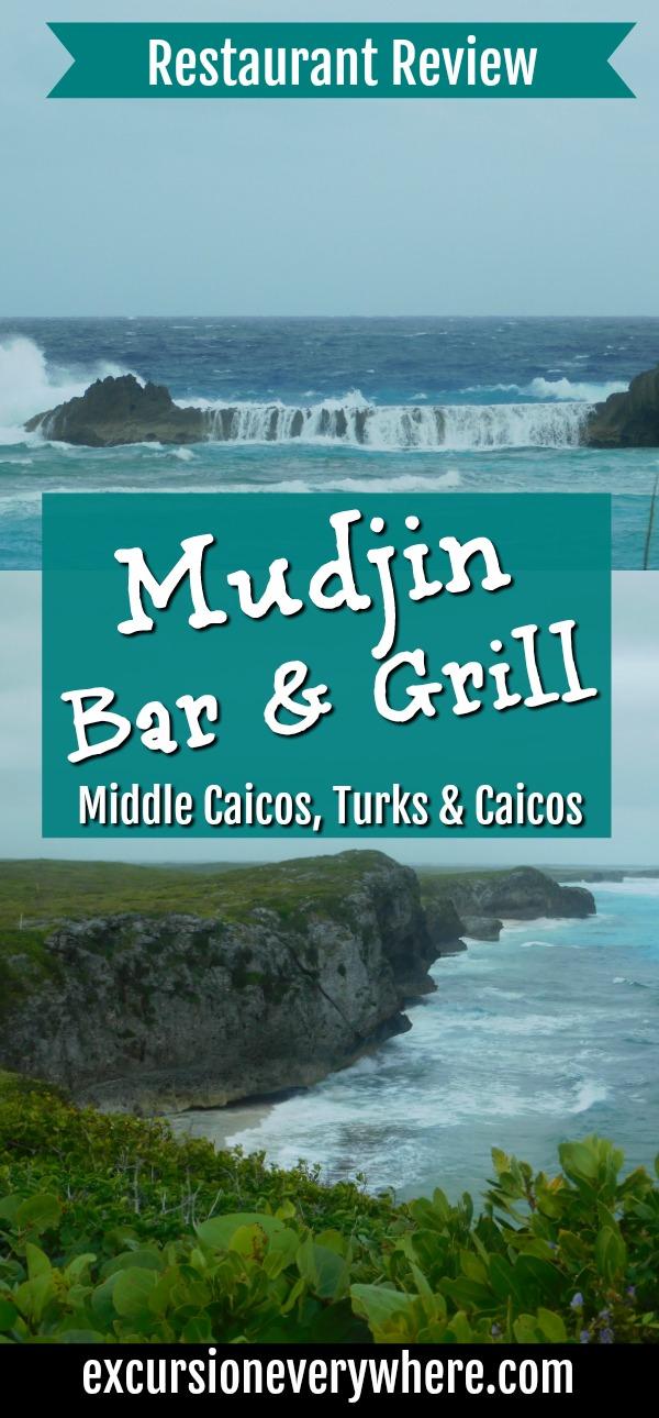 RestaurantReview.MudjinBar&Grill.MiddleCaicos.Turks&Caicos.TravelBlog