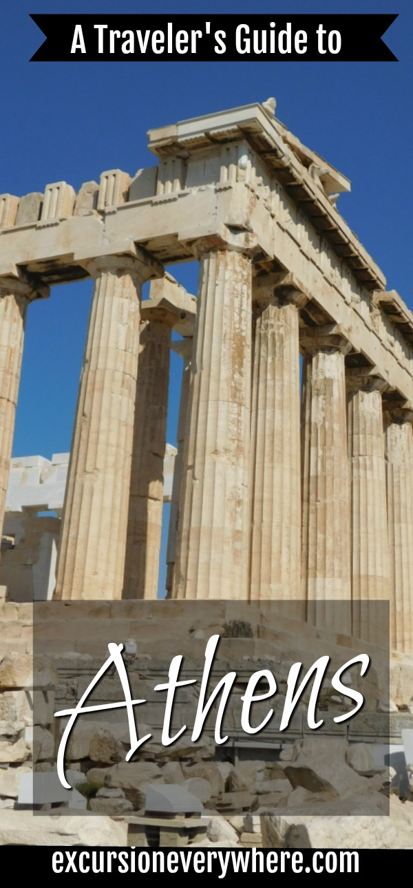 Traveler's Guide to Athens, Greece