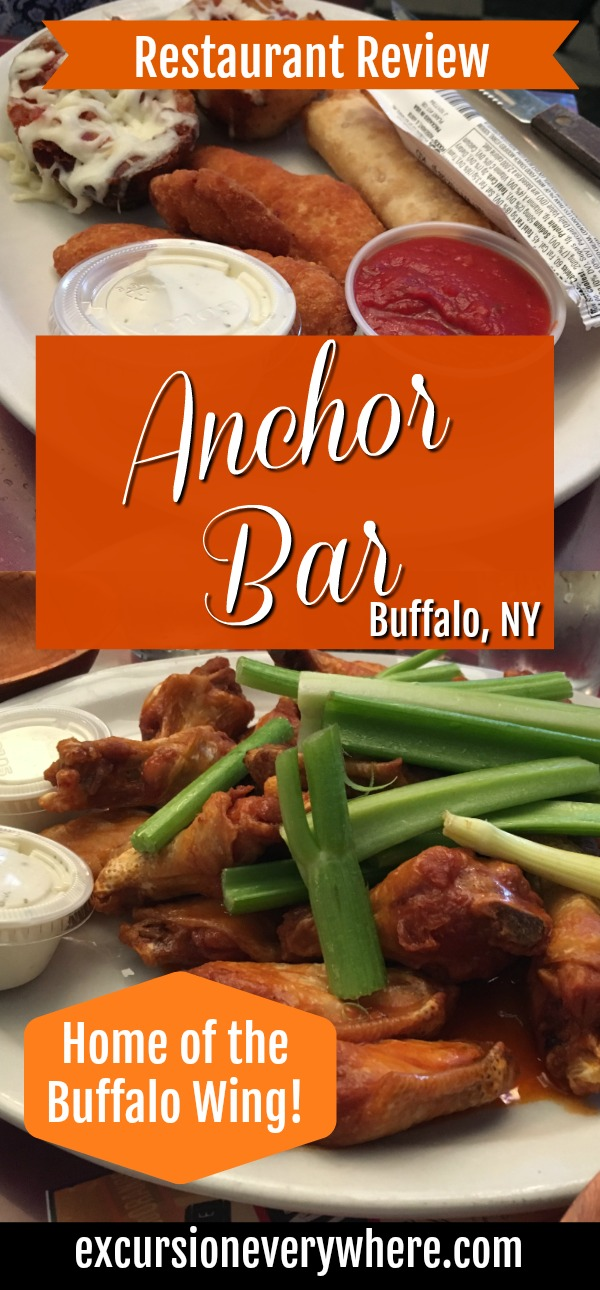 RestaurantReview.AnchorBar.Buffalo.NY.TravelBlog