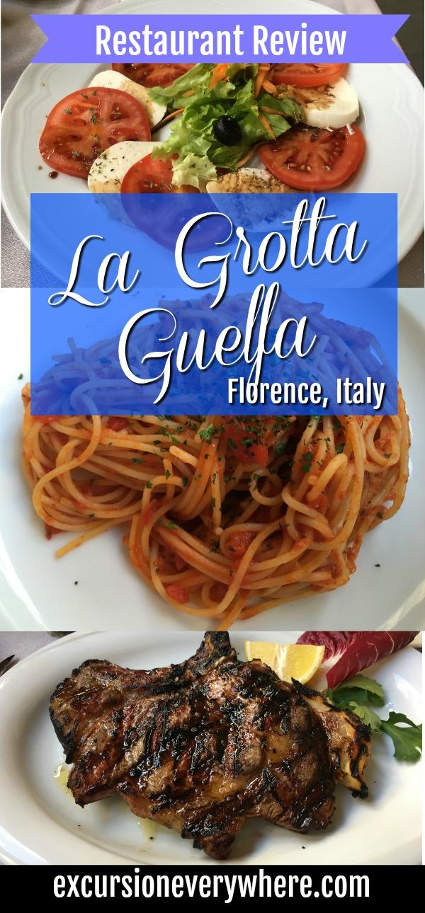 RestaurantReview.LaGrottaGuelfa.TravelBlog