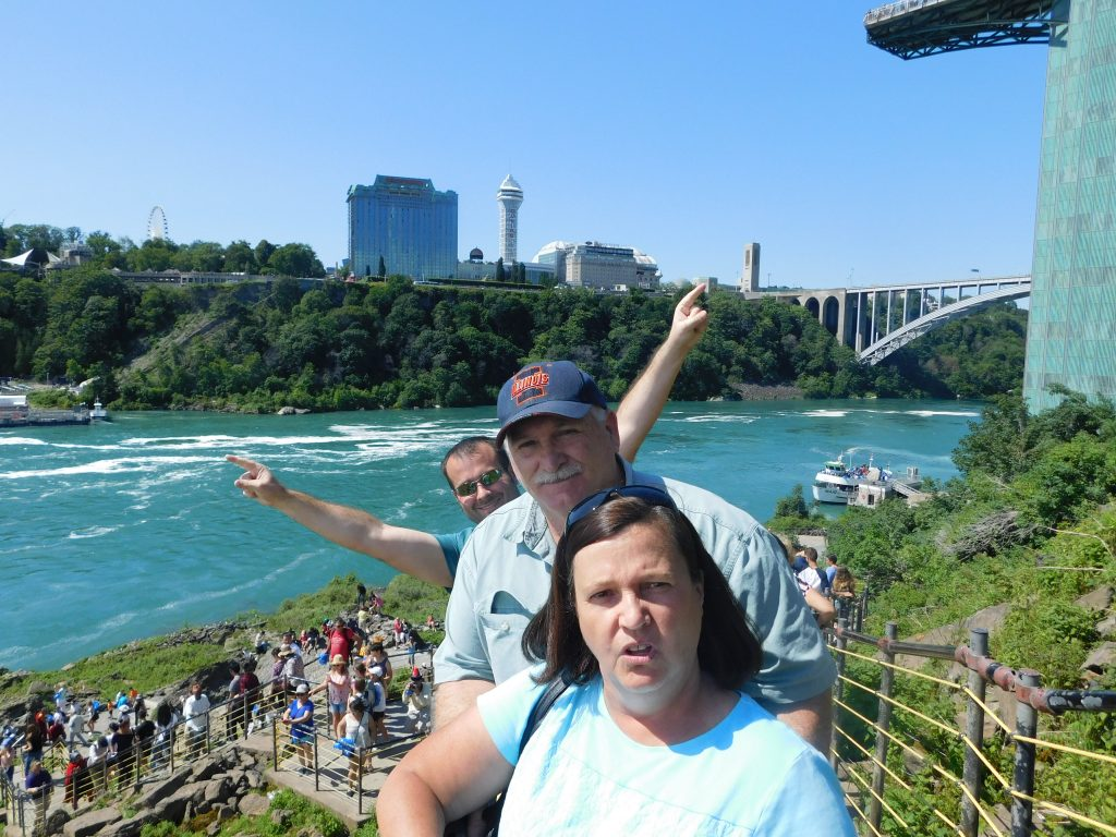 #7 Photobomb. And this would have been such a nice photo without.