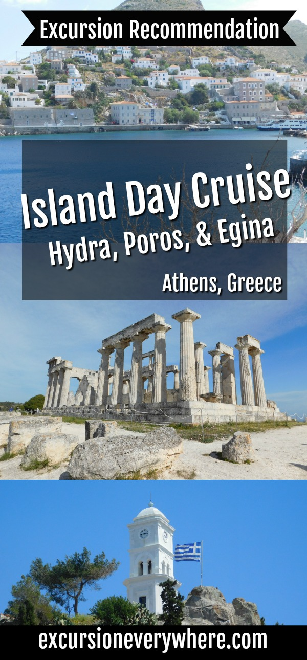 Excursion Recommendation to Cruise 3 Greek Islands