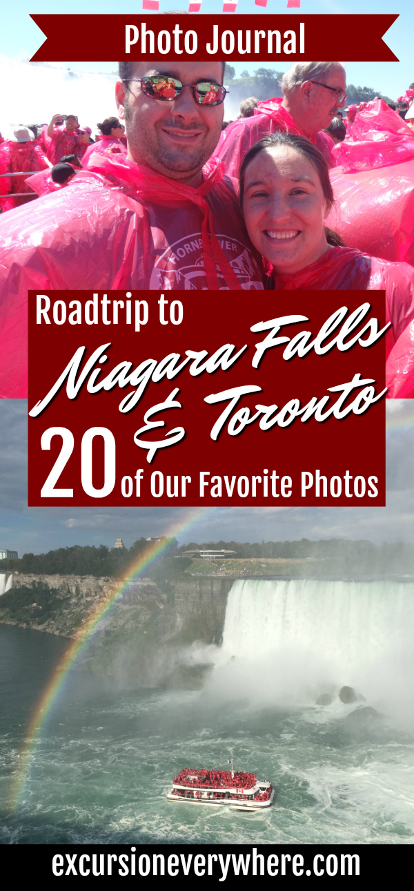 RoadtripTorontoNiagaraFalls.PhotoJournal.TravelBlog.Cover
