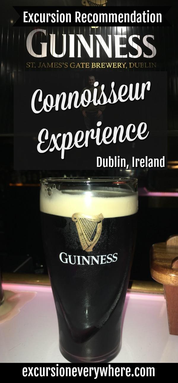 ExcursionRecommendation.GuinnessExperience.DublinIreland.TravelBlog