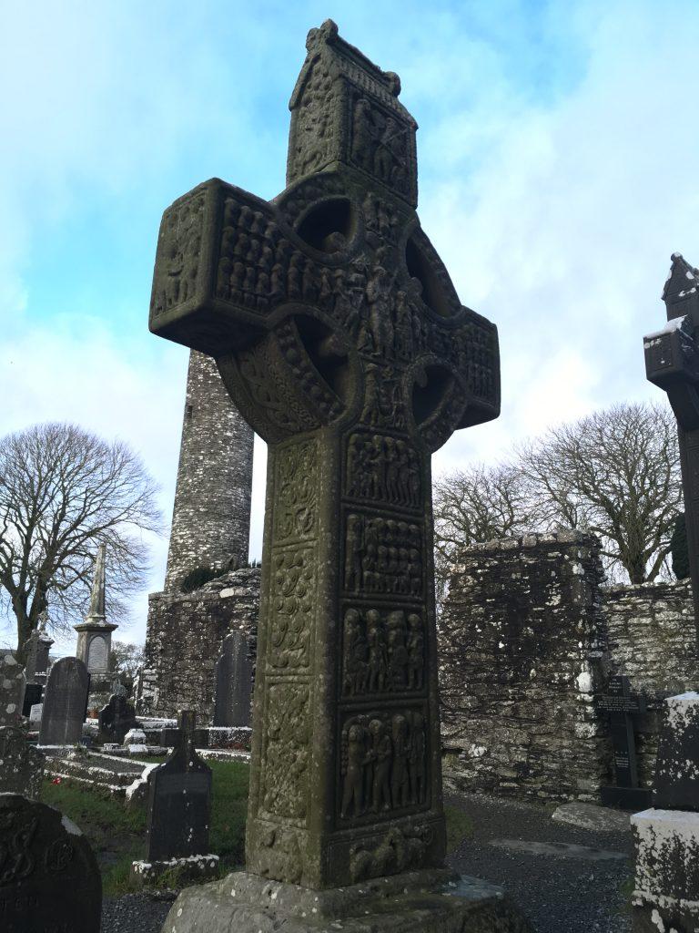 #12 Monasterboice High Crosses. Beautiful huge celtic crosses.