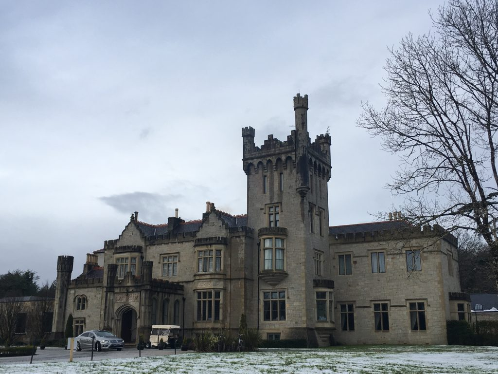 Lough Eske Castle, great resting place on your Northern Ireland roadtrip.