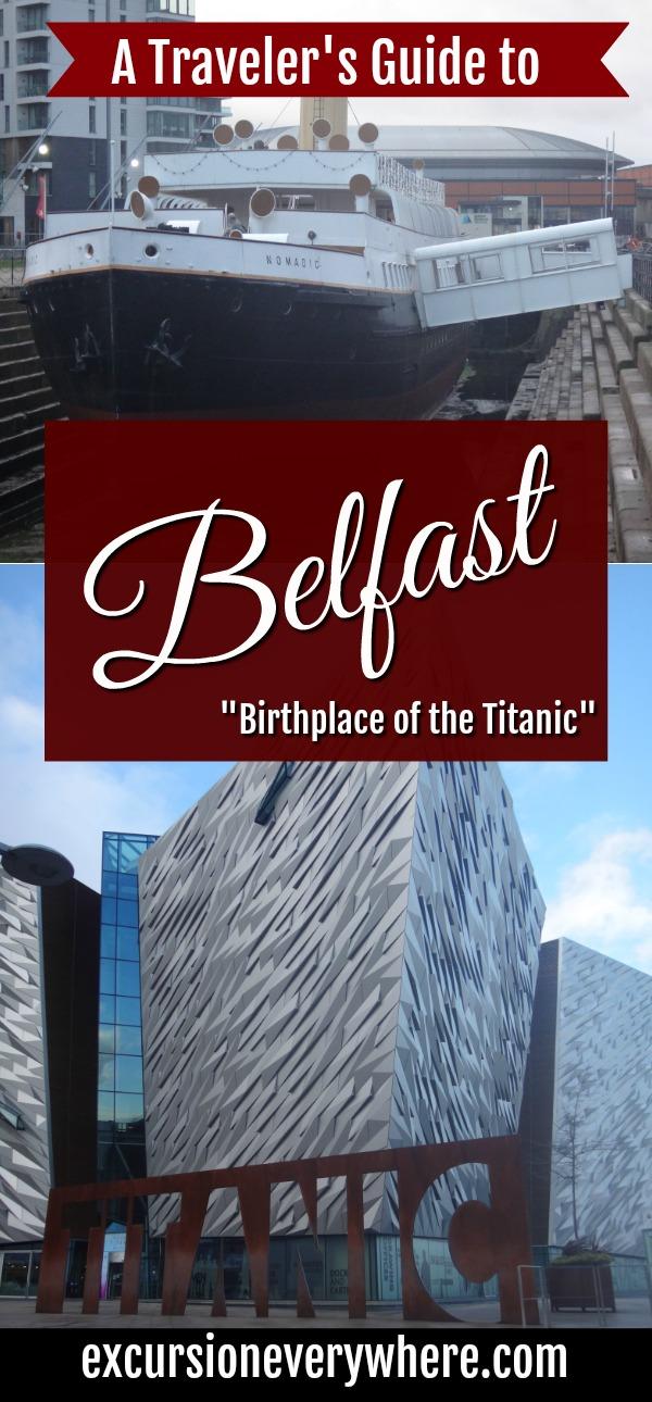 NorthernIreland.Belfast.TravelBlog.Cover