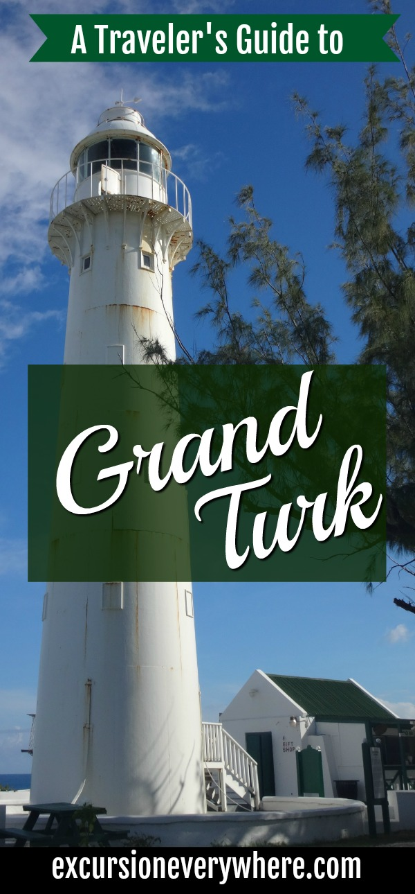 Excursion Everywhere. A travel blogger's guide to the Grand Turk Cruise Port. Includes a helpful DIY itinerary, a map, restaurants, and photo inspiration. www.excursioneverywhere.com