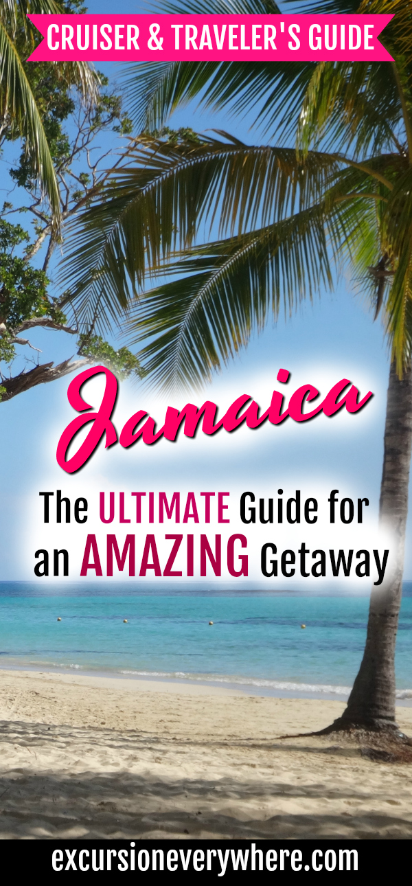 Excursion Everywhere - Travel Blogger's guide to Jamaica with Map, Itineraries, and Shore Excursions to plan an awesome trip to Jamaica! www.excursioneverywhere.com