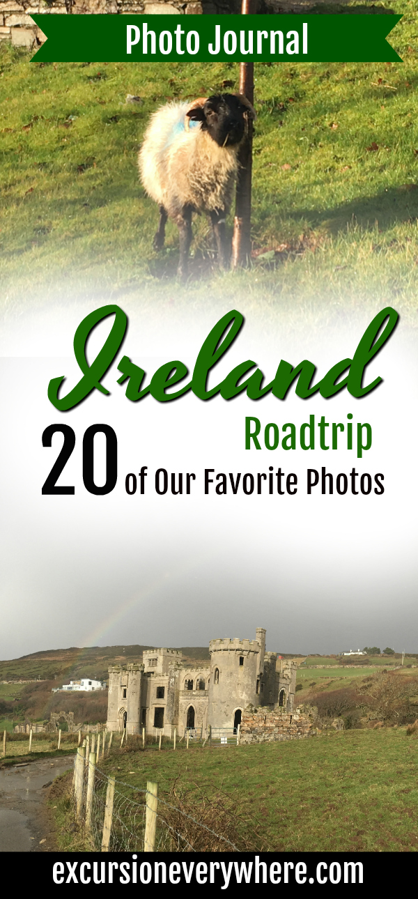 Excursion Everywhere - Travel Blogger's photo album with our favorite photos from our Roadtrip around Ireland. www.excursioneverywhere.com